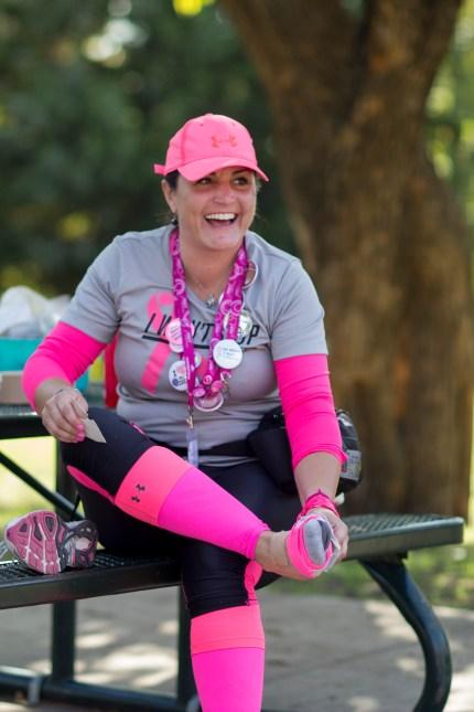 susan g. komen 3-Day walk breast cancer blog blister prevention tips