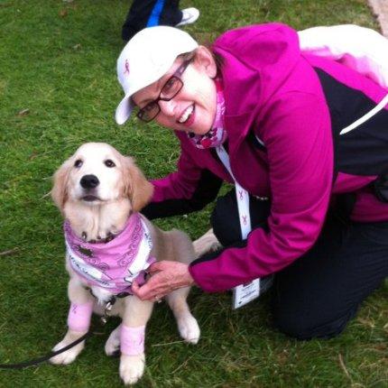 susan g. komen 3-day breast cancer walk meet the seattle coaches paula