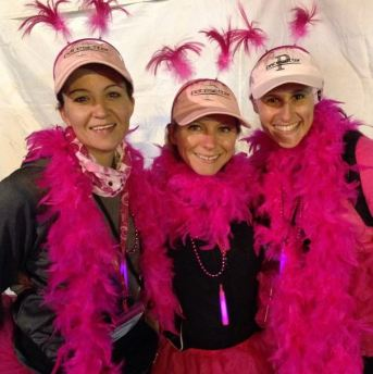 Pacesetters Big Ol' Shanty's at the Susan G. Komen Atlanta 3-Day