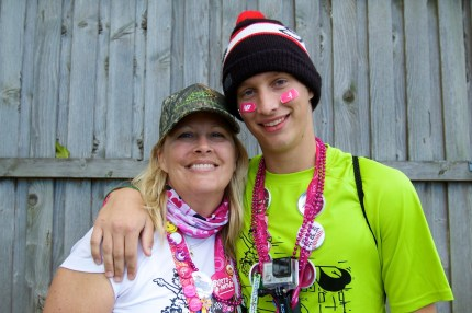 susan g. komen 3-day breast cancer walk 60 miles blog dallas fort worth kristi eli family