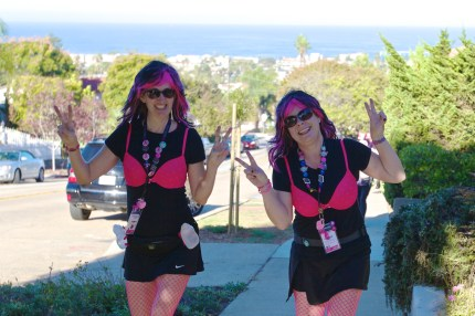 susan g. komen 3-Day breast cancer walk blog thoughts from the top of a hill san diego