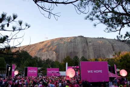 SUsan G. Komen 3-Day breast cancer walk blog 60 miles atlanta route peek insider's guide