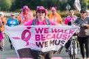 Day 1 of the Susan G. Komen 3day walk through Seattle, Washington on September 15, 2017.