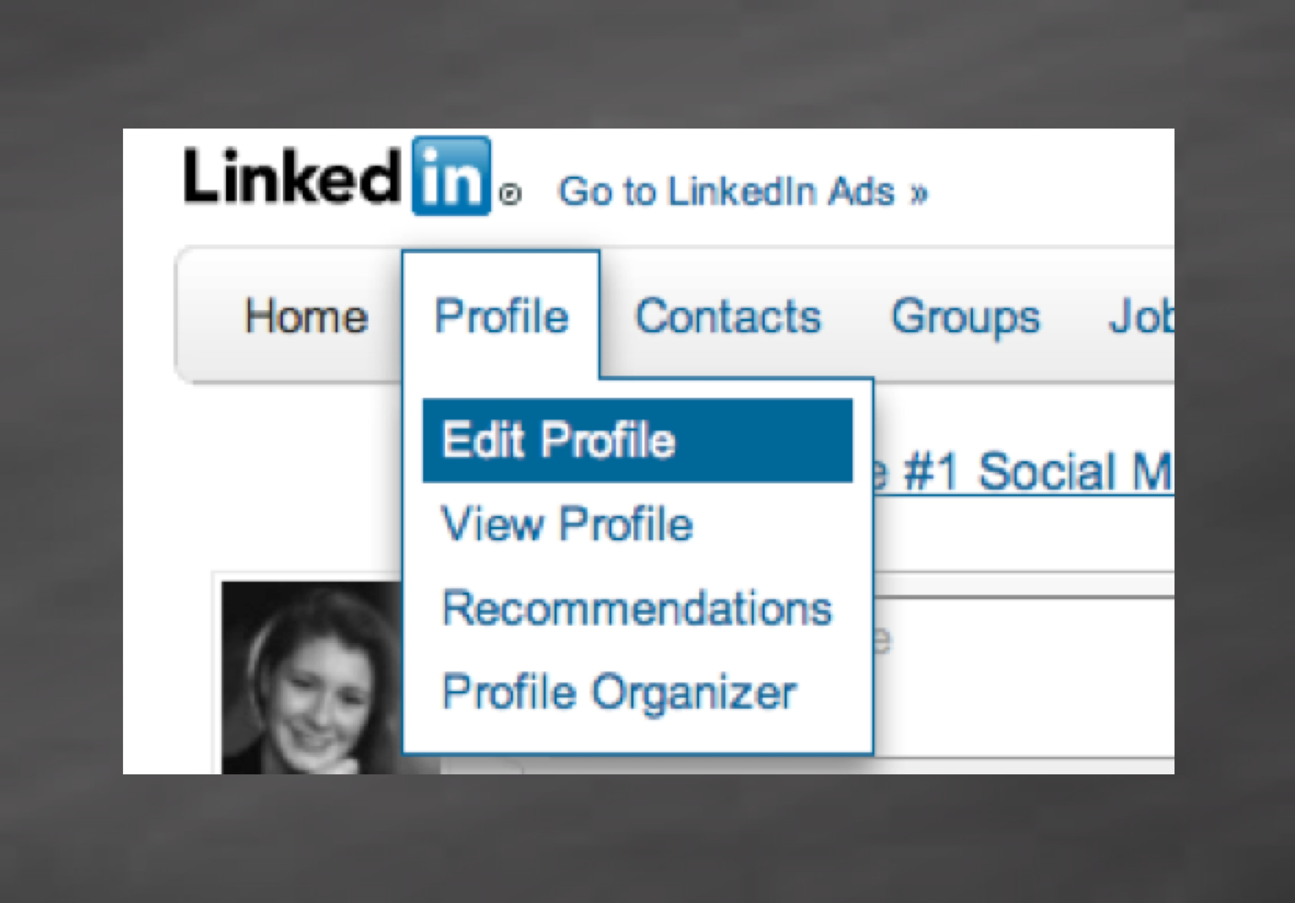 The Second Most Important Place on Your LinkedIn Profile   No BS Job Search Advice Radio