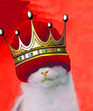 Dave the Cat and Crown