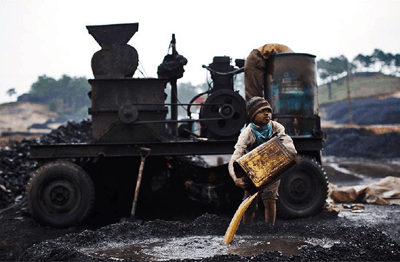Indian Mineworker