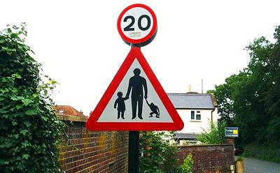 Slow Down For Monkeys