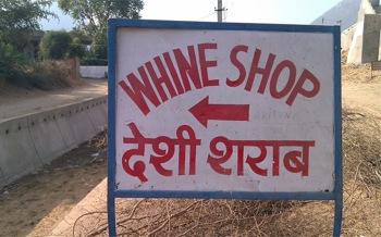 They speak English in India they can t spell it though