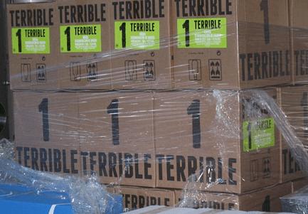 A box of terrible anyone