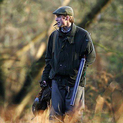 Prince William Hunting