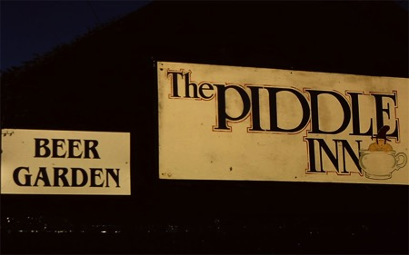 A place to drink Piddle Beer Dorset