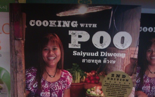 Original cooking from Thailand