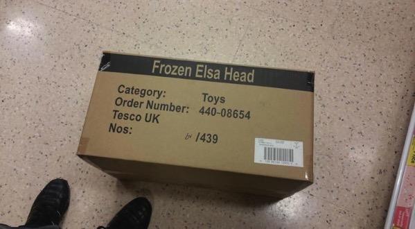 Elsa s ransom