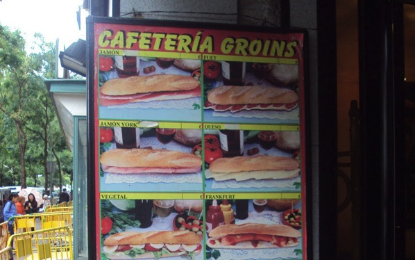 Fine dining in Barcelona
