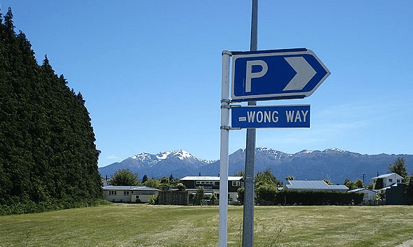 Not The Right Way In New Zealand
