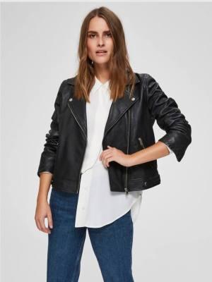 Mixing Basics with Premium Leather Jacket