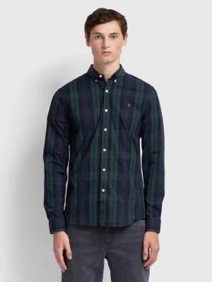 Rent Farah Tartan Oxford Shirt
