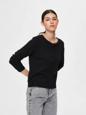 SELECTED FEMME CASHMERE CARDIGAN