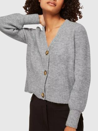 Rent WHISTLES FULL SLEEVE KNITTED CARDIGAN