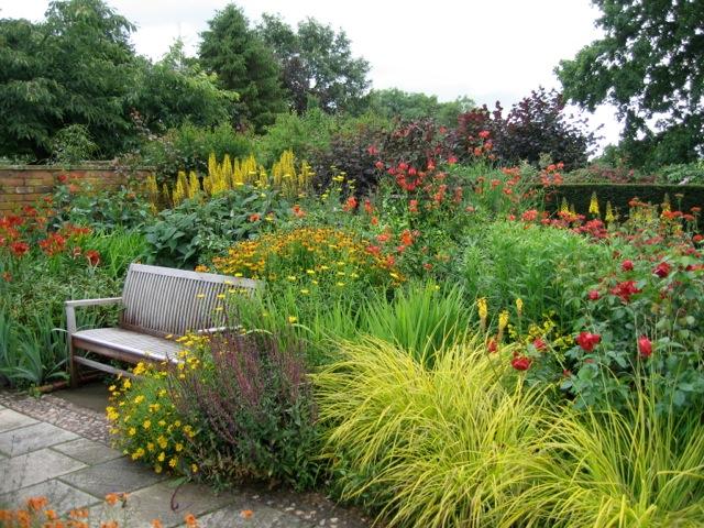 Garden Borders The Enduring Gardener