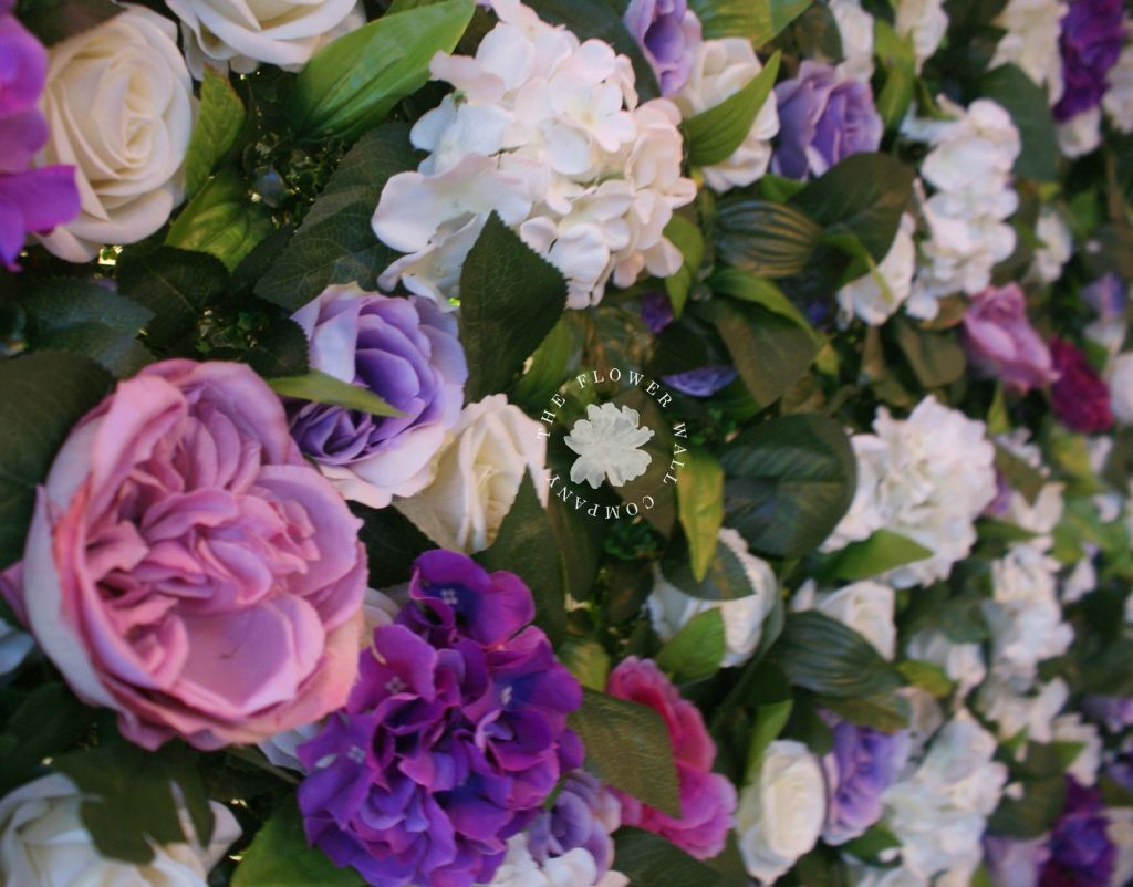 purple flower wall, floral backdrop, wedding flower wall, floral design, wedding in shanghai, wedding rentals, flower wall hire