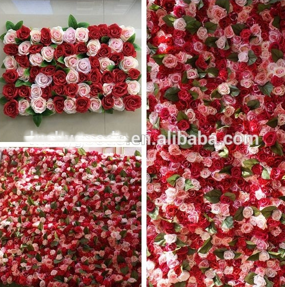 cheap aliaba flower wall