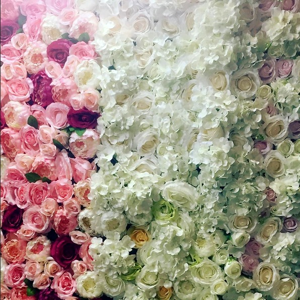 cheap flower wall alibaba