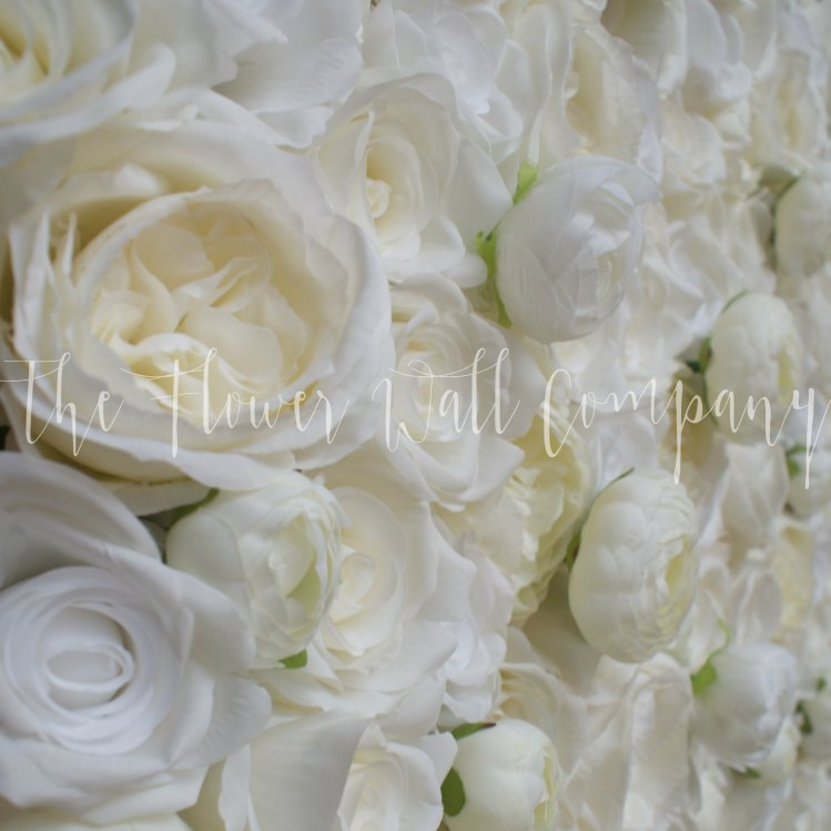 cream flower wall, peony flower wall, wedding flower wall, karen tran flower wall, flower wall to buy, flower wall to hire