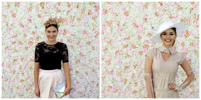 Kimye Flower Wall Perth Racing Floral Backdrop