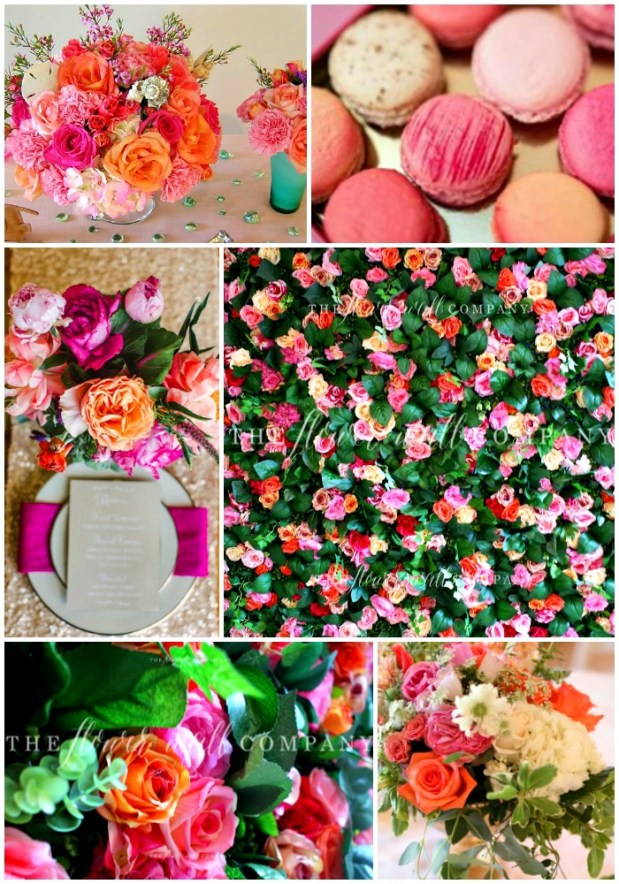 flower wall floral backdrop wedding flower wall karen tran