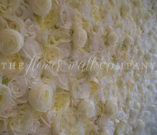 cream flower wall white floral backdrop wedding backdrop peonies