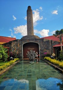 The Rhumerie de Chamarel Chimney Mauritius