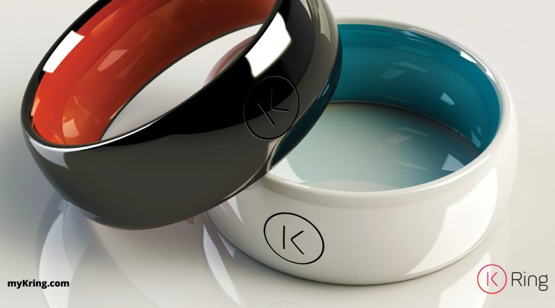 The World's First Contactless Payment Ring