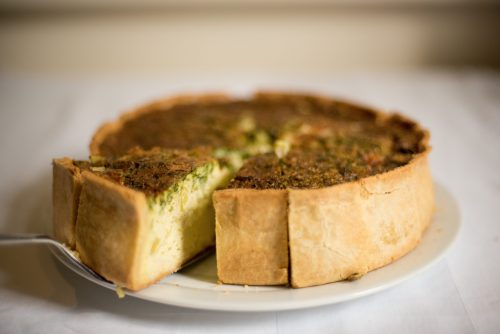 Tessa's Table Recipes: Quiche