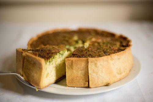 Tessa's Table Recipes: Quiche