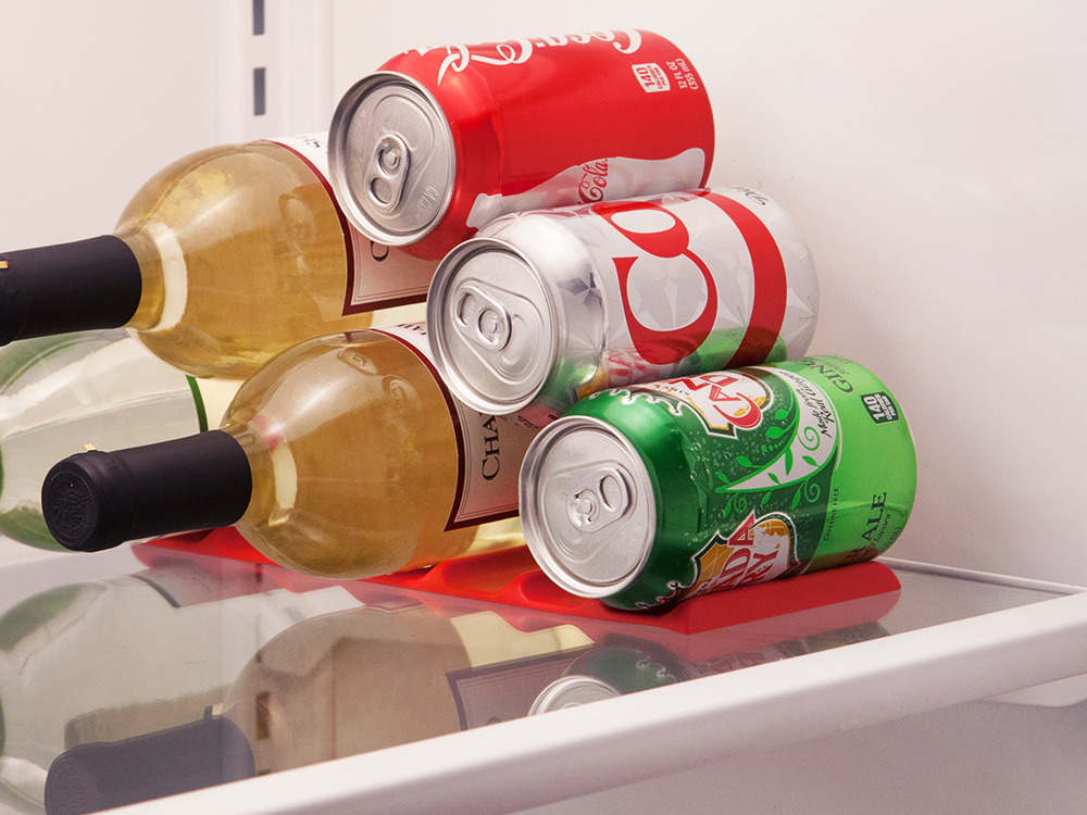 Cooks Innovations Fridge Monkey - stack cans & bottles easily in the fridge