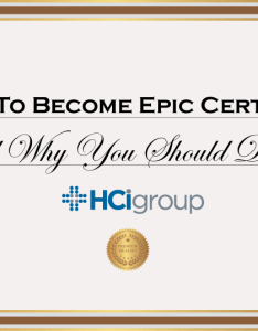 also how to become epic certified and why you should do it rh blogehcigroup