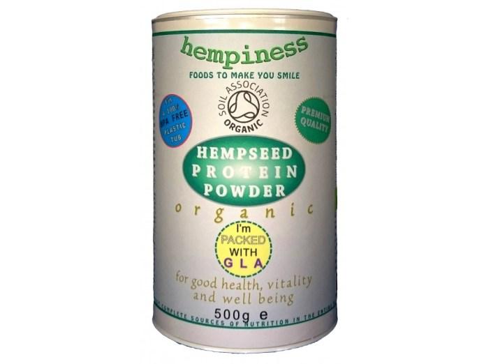 Hempiness Organic Protein Powder