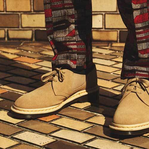 Dr Martens x United Arrows & Sons Collaboration