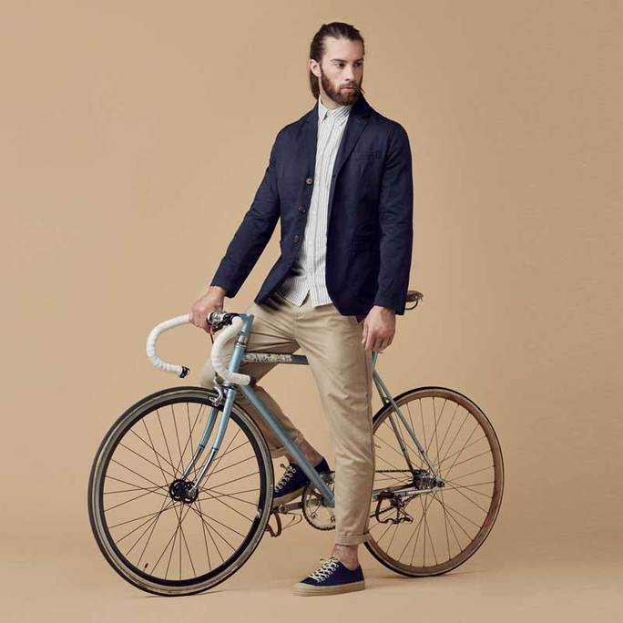 How to be a stylish cyclist