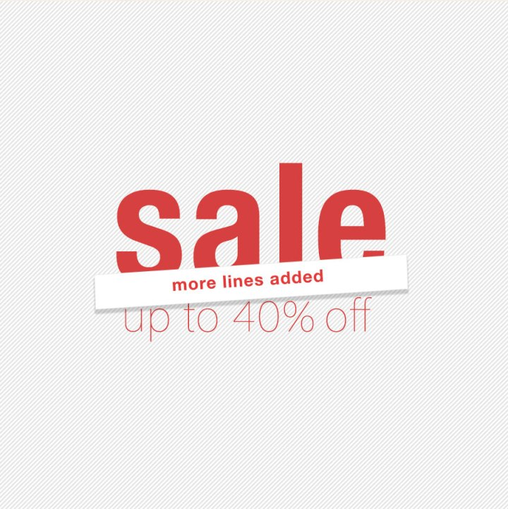 Summer Sale Selects