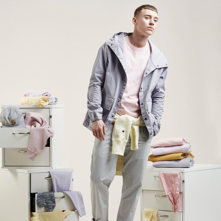 Big News Pastel Hues
