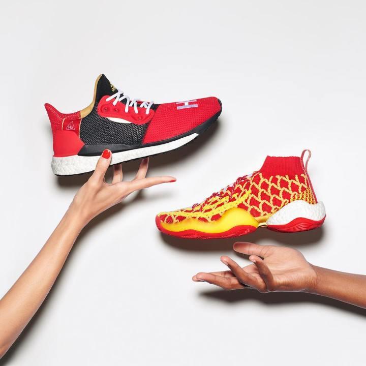 adidas Originals x Pharrell Williams Chinese New Year