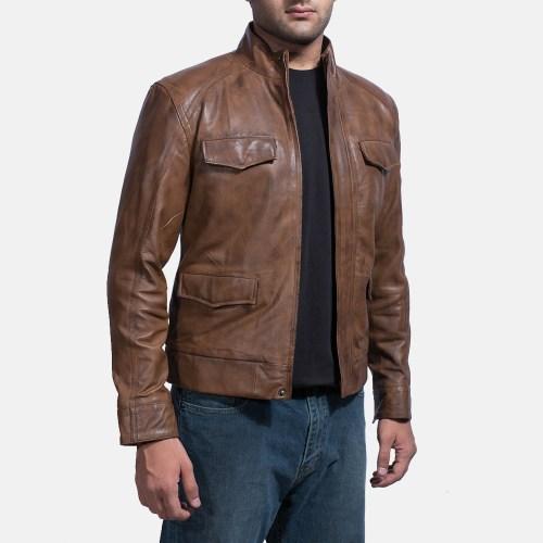 Café racer jacket