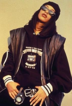 Aaliyah Halloween costume