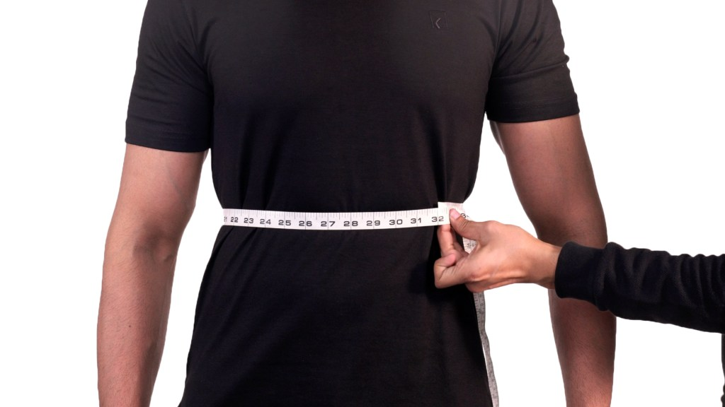 How to Measure your Natural Waist