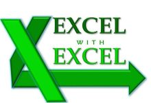 Excel With Excel Logo