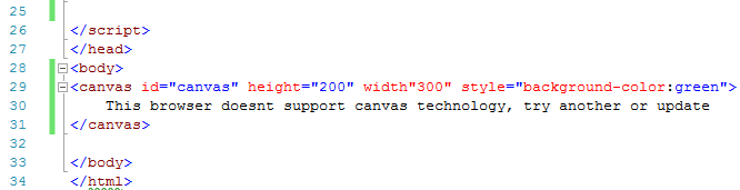 image showing last part of canvas code for canvas basics moving a shape post