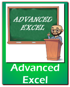 Advanced Excel Topics Image