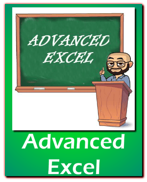 Advanced Excel Topics Image